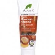 Dr. Organic bio Argán olaj testápoló - 200 ml