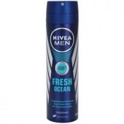 Nivea Men Fresh Ocean desodorante en spray 48H 150 ml