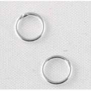 Zale Simple 6*1mm sudate, Argint 925