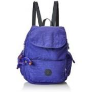 Kipling CITY PACK S Summer Purple 10 L Backpack(Multicolor)