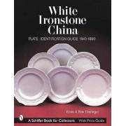 White Ironstone China by Ernie Dieringer & Bev Dieringer