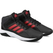 ADIDAS NEO CF ILATION MID Basketball Shoes For Men(Black)