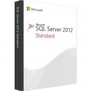 Standard de Microsoft SQL Server 2012