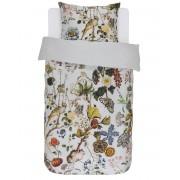 Essenza Bavlněné povlečení na postel, povlečení na jednolůžko, obrázkové povlečení, 100% bavlna - příroda, Essenza - 140x220+60x70
