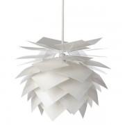 Pineapple Lampe - Pendel Large Hvid