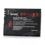 ismartdigi BL-4D-P 3.7V 1500mah bateria de ion de litio para Nokia N97 mini / N8 / E5 - negro