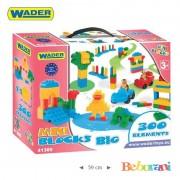 Детски конструктор 300 части WADER