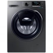 Masina de spalat rufe Samsung Eco Bubble AddWash WW90K6414QX, 1400 RPM, 9 kg, Inverter, Clasa A+++, Inox