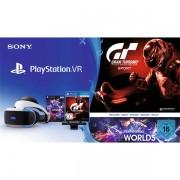 Sony PlayStation VR (PS4) + Kamera + VR Worlds + GT Sport PS719950066