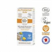 Alphanova Sun Sun getinte zonnebrand SPF50 tegen zonne-allergie 50g