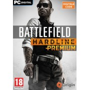 Battlefield Hardline Premium DLC Origin Digital Key Version