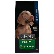 Hrana uscata pentru caini Cibau Puppy Maxi, 12 Kg + 2.5 Kg Gratis
