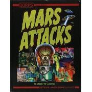 Steve Jackson Games Gurps Mars Attacks