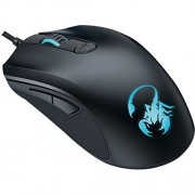 Miš USB Genius Scorpion M8-610, WG BK+OR 8200 dpi gaming crni -