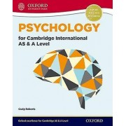 Psychology for Cambridge International AS and A Level by Craig Roberts