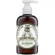 Mr Bear Family Wilderness champú para barba 250 ml