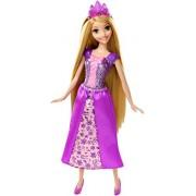 Disney Princess Sparkling Princess Rapunzel Doll, Multi Color