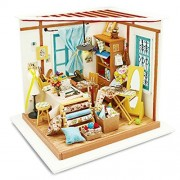 [Adico]DIY Miniature Signature House - Workshop/Make Your Dream Come True/Kidult/Toy/Dream Home