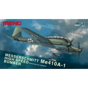 MENG-Model Messerschmitt Me-410A-1 High Speed Bombe katonai repülő makett LS-003