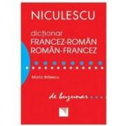 Dictionar francez - roman roman - francez de buzunar - Maria Braescu