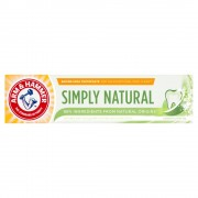 Arm Hammer Pasta de dinti, Simply Natural, 75 ml