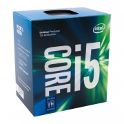 Intel Core i5-7500 LGA 1151 7th Gen Core Desktop Processor (BX80677I57500)
