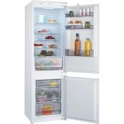 Combina frigorifica incorporabila FCB 320 NR MS A+, 260 l, rafturi sticla, clasa A+, 118.0524.539