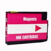 Totaalinkt Geschikt HP 711 - CZ131A inkt cartridge Rood van Totaalinkt