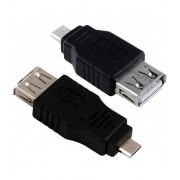 Astrum PA320 Micro USB Male to USB Female Adapter