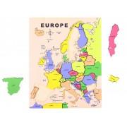 PUZZLE - INCASTRU EUROPA (BJ306)