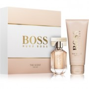 Hugo Boss Boss The Scent lote de regalo VII. eau de parfum 30 ml + crema corporal 100 ml
