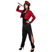 Henbrandt Ladies Pop Star Singer Judge Cheryl Cole Fancy Dress Costume Celebrity Outfit X Factor- U36225