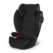 Cybex Solution M-Fix Bältesstol Pure Black Bilbarnstol 15-36 kg