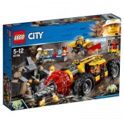 Lego City 60186 LEGO® City Mining Heavy Driller One Size