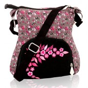 Pick Pocket Girls Sling Bag (Gray) (SLGRAY123)