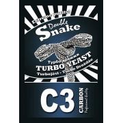 Drojdie Double Snake C3 Carbon Turbo
