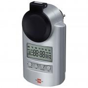 Brennenstuhl Wyłącznik czasowy programator sterownik niemiecki DT IP 44 brennenstuhl zegar sterujący timer czasowy programator