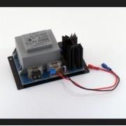 DSC HTE1215 töltő/tápegység modul