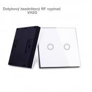 Dotykový bezdrôtový RF vypínač VH2G