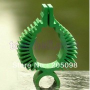 Generic MJX F45 F645 F-45 rc helicopter spare parts F45 tail motor heat sink (green) F645 Tail motor cooling aluminum