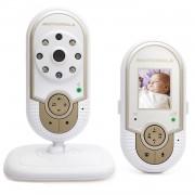 Motorola Wireless Video Baby Monitor MBP28 - безжично видео наблюдение за вашето бебе