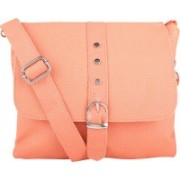 Ritupal Collection Women Orange Hand-held Bag