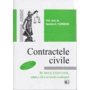 Contractele civile ed.3 in noul cod civil - Dumitru C. Florescu