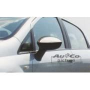 CALOTTE COPRI SPECCHI CROMATE FIAT GRANDE PUNTO dal 2005>2012