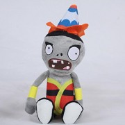30cm Plants vs Zombies 2 Hats Zombie Stuffed Plush Toys PVZ Conehead Zombies Plush Toy Doll s