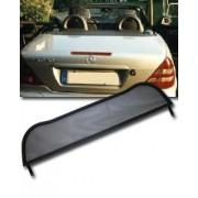 Weyer Windschott Mercedes SLK, Chrom Bügel, Baujahr 1995-2004