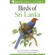Vogelgids Birds of Sri Lanka | Bloomsbury