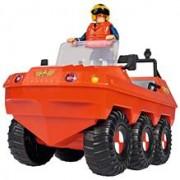 Masina De Pompieri Simba Fireman Sam, Sam Hydrus Cu Figurina Si Accesorii