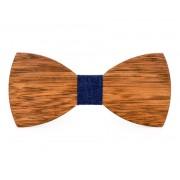 Dřevěný motýlek Gaira 709068