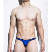 Mategear Nan Song Tapered Sides V Front Special VII Ultra Pouch Bikini Swimwear Blue 1220401